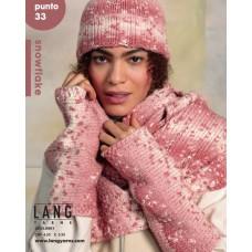 Lang Yarns Snowflake Boek 2533.0001
