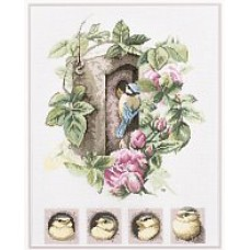 Lanarte Vogelhuisje Rose R (WEB ONLY)
