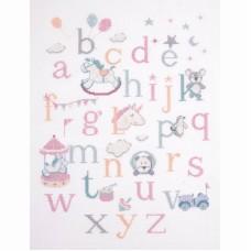 DMC Alphabet 29 x 39 cm (WEB ONLY)