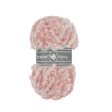 Durable Furry Vintage Pink