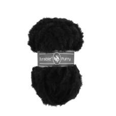 Durable Furry Black