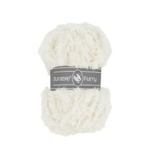 Durable Furry Ivory