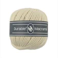 Durable Macrame Cream