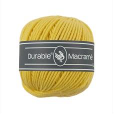 Durable Macrame Bright Yellow