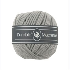 Durable Macrame Light Grey