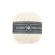 Durable Macrame Ivory