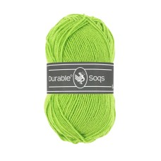 Durable Soqs Apple Green