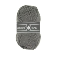 Durable Soqs Charcoal