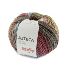 Katia Azteca Rojo (7883)