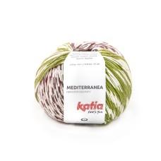 Katia Mediterranea Chestnut (301)