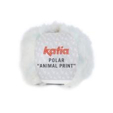 Katia Polar Animal Print Mint (203)
