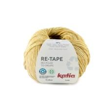Katia Re-Tape Mostard (206)