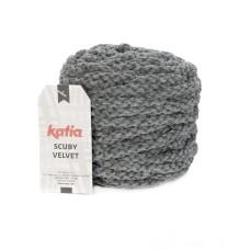Katia Scuby Velvet Grey