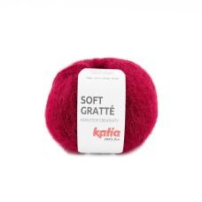 Katia Soft Gratte Scarlet (073)