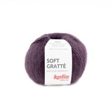 Katia Soft Gratte Aubergine (074)