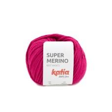 Katia Super Merino Fuchsia (029)