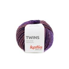 Katia Twins Purple Rain (154)