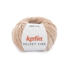 Katia Velvet Fine Beige
