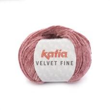 Katia Velvet Fine Old Rose