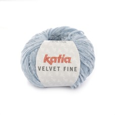 Katia Velvet Fine Blue