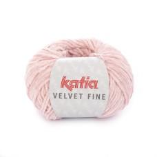 Katia Velvet Fine Rosee