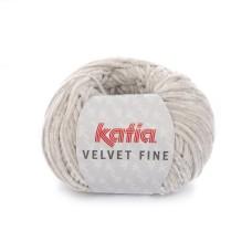 Katia Velvet Fine Silver