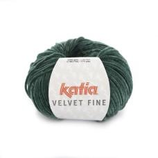 Katia Velvet Fine Emerald