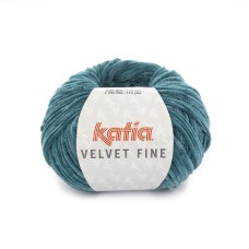 Katia Velvet Fine Petrol