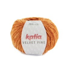 Katia Velvet Fine Orange (222)