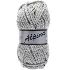 Lammy Alpina 8 tweed Silver (420)