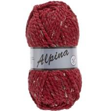 Lammy Alpina 8 tweed Red (440)