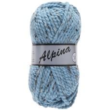 Lammy Alpina 8 tweed Turkoois (470)
