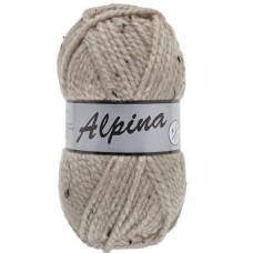 Lammy Yarns Alpina 6 Tweed Beige