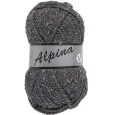 Lammy Yarns Alpina 6 Tweed Grey
