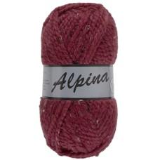 Lammy Yarns Alpina 6 Tweed Claret