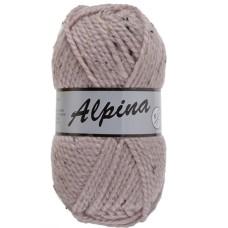 Lammy Yarns Alpina 6 Tweed Pink