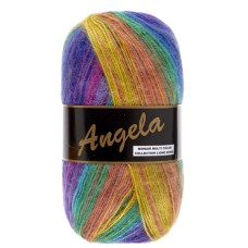 Lammy Yarns Angela Multi Rainbow (401)