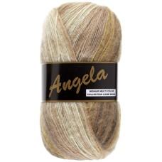 Lammy Yarns Angela Multi Coffee (403)