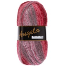 Lammy Yarns Angela Multi Rosewater (405)