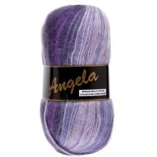 Lammy Yarns Angela Multi Lavender (407)