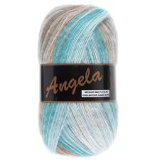 Lammy Yarns Angela Multi Minty (410)