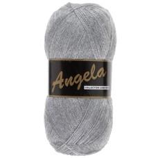 Lammy Yarns Angela Uni Grey (002)