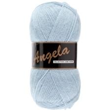 Lammy Yarns Angela Uni Baby Blue (011)