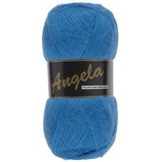 Lammy Yarns Angela Uni Blue (039)