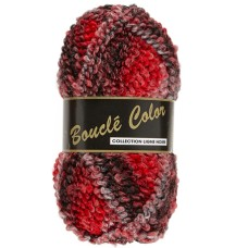 Lammy Yarns Boucle Color Flame