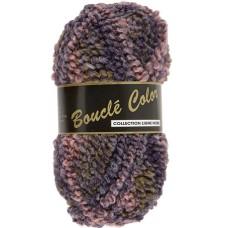 Lammy Yarns Boucle Color Purple Cloud
