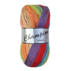 Lammy Champion Batik Rainbow