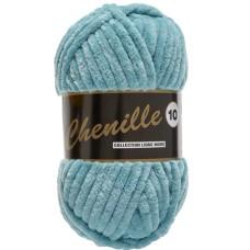 Lammy Yarns Chenille 10 Turquoise (457)
