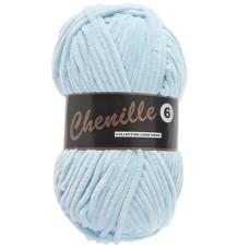 Lammy Yarns Chenille 6 Baby Blue (011)