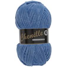 Lammy Yarns Chenille 6 Blue (012)